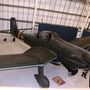 Európa egyetlen komplett Ju-87 Stukája. 1400 lóerős Jumo211 motorjával 410 km/órás végsebességet ért el, de zuhanóbombázás közben akár 600 km/órát is el lehetett vele érni. A tipikus vonyítást nem a fékszárnyak, hanem kifejezetten az ellenség megfélemlítésének céljából felszerelt