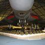 Az Avro Vulcan bombázó, négy sugárhajtóművével akár 1000 km/órás sebességet is elérhetett, 21 darab 450 kilogrammos hagyományos bombát, vagy egy darab nukleáris bombát, illetve Blue Steel nukleáris töltetű rakétát szállíthatott. Stratégiai bombázóként Nagy-Britannia elrettentő nukleáris csapásmérő potenciálját növelte, de a Falkaland-szigeteken hagyományos bombázóként vetették be