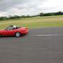 Mazda MX-5-ből is volt pár, pályán is jó móka a kis roadster