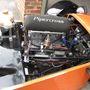 Így néz ki a Honda Fireblade 900 RR motorja egy Super Seven motorterében
