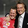 Minden idők legsikeresebb párosa. Schumacher-Montezemolo és a csapat.