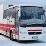 Volvo 9700 S a buszba oltott teherautó (fotó: Horváth Tibor)