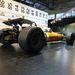 Denny Hulme McLarenje. A tökéletes ékforma