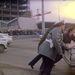 Őrs vezér tér: a véletlenül összetört Zaporozsecet eltolják az útból