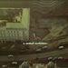 A kép jobboldalán a Nyugati tér, meg a Skála Metró akkori állapotában