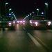 Rendőrségi ezeröcsik az Erzsébet hídon