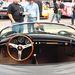 Porsche 356 belseje