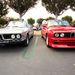 Az egyik legszebb (E3) és melette az egyik legjobb (E30 M3) BMW