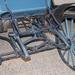 A Benz Viktoria futóműve megegyezett egy modern hintóéval