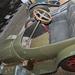 Minimalista sportos belső a Bugattin