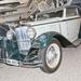 Walter Standard 6: 60 lóerős motor, egyedi Peter a syn karosszéria
