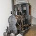 1884-es keskeny nyomtávú mozdony, a legöregebb, ami megmaradt az országban