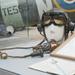 Haube a Spitfire mellett