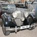 Mercedes Benz 540 K, Karl Hermann Frank SS-Obergruppenführer autója volt. Kabriónak készült, de a Heidrich elleni merénylet után golyóálló, zárt karosszériát kapott