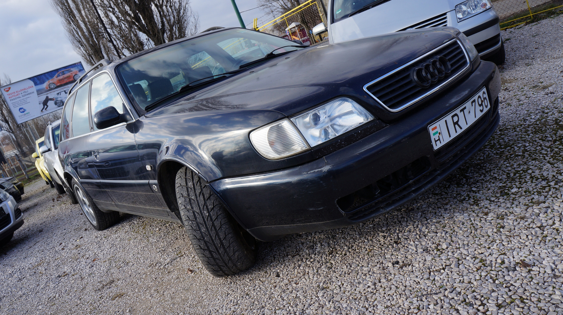 Totalcar Rulettker 233 K 3 Audi S6 Szegeden Gal 233 Ria