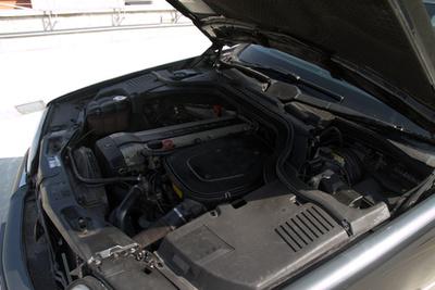 A motortér-burkolatok sokat dobtak a kinézetén