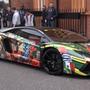 Bakary Sagna (Franciaország) - Lamborghini Aventador