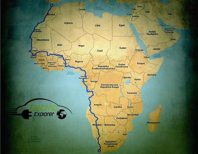 Fiedler és a Leaf afrikai útja