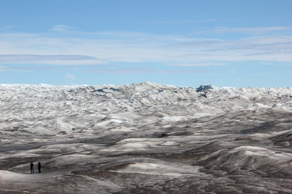 Grönlandi helyszín