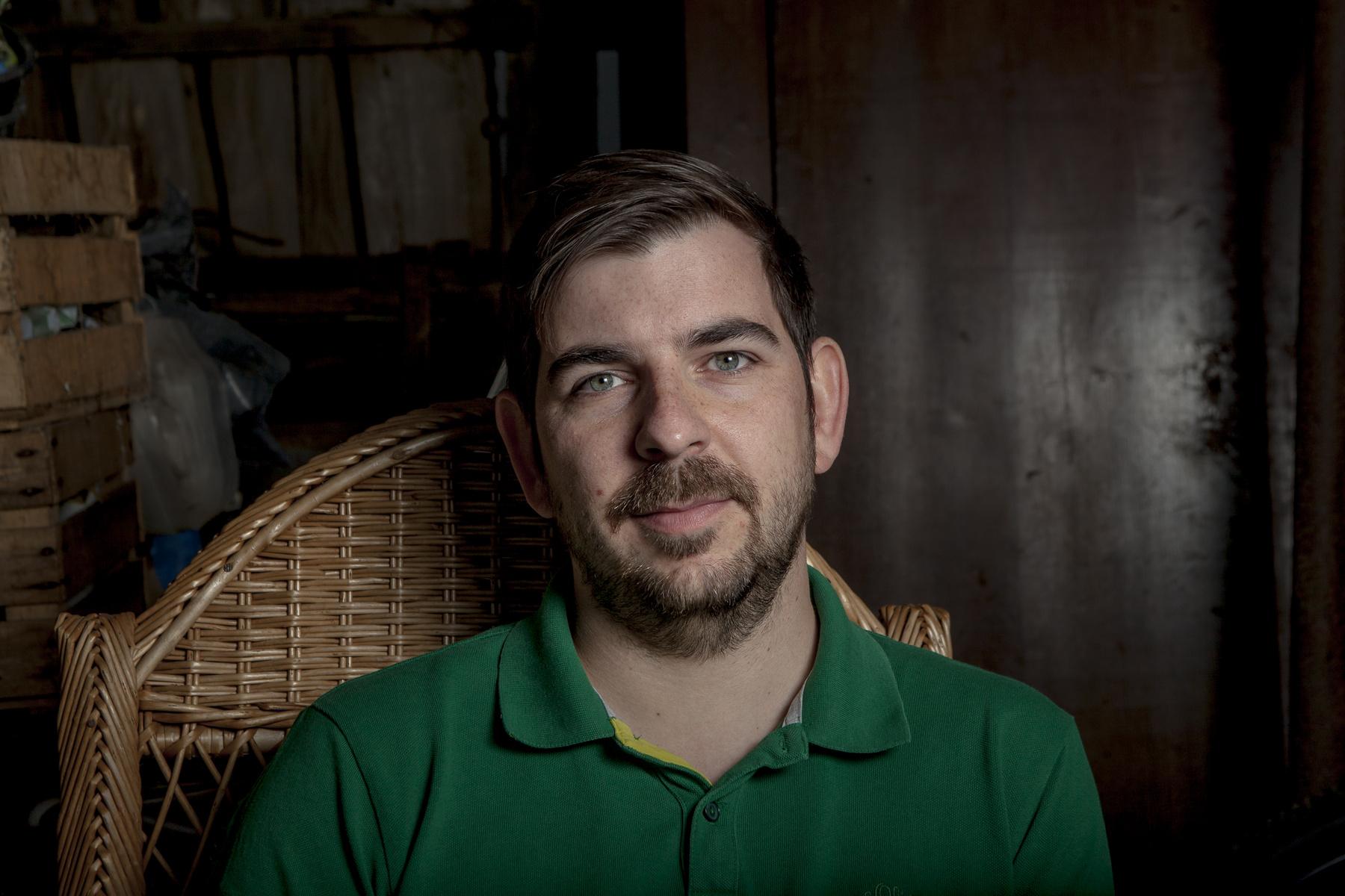 Horváth Máté újságíró