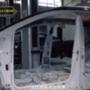 Nehéz elhinni, hogy ez VW egy pusztító frontális karambolból jön