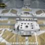 Az ID.6 Crozz utastéri padlólemeze makulátlan