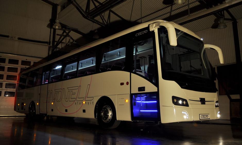 Sikerrel szerepeltek a magyar autóbuszok az