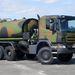 P 340 6x6, vízszállító teherautó Franciaországban.
