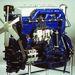 Az első előkamrás dízelmotor 1936-ban készült el. Hat henger, 7,74 literes, 120 lóerős.