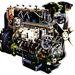 Scania-Vabis közvetlen üzemanyag-befecskendezéses motor, 1949.