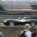A nagyszerű Legends verseny, aminek az utolsó 10 percét kaptuk el: az 1955 és 1957 között háromszoros bajnok Jaguar D-Type