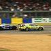 A kék, Judd V10-es motorral hajtott Pescarolo negyedik lett összesítésben (és LMP1-ben is), a Risi Competizione/Krohn Racing zöld F430-a második GT2-ben
