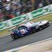 Relikvia a kilencvenes évekből: Ferrari 550 GTS Maranello. A sokkal újabb Astonok után nyolcadik lett GT1-ben.