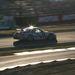 Megy le a nap a későbbi GT2-győztes Porsche tetején, szombat este 22:30 körül