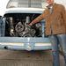 Ez már a saját motorja - büszkélkedik Arnold Richárd
