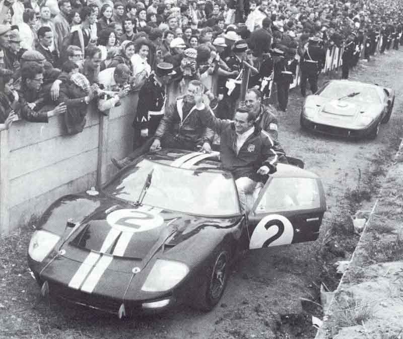 1968, Le Mans