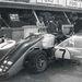 Graham Hill, Brian Muir és Dick Thompson autója 1966-ban