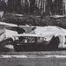 Kell munka a szerelőknek is. A GT 40-re épített Mirage versenykocsi porlik éppen