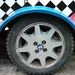 A felni tuti Lancia, megismerem, de hogy jön ide a BMW?