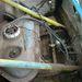 Lancia AC pumpa beépítve