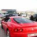 A Ferrari igazából elférne a Dodge Ram SRT-10 alatt