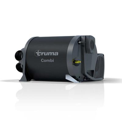 Truma Combi 4 gázkazán működése