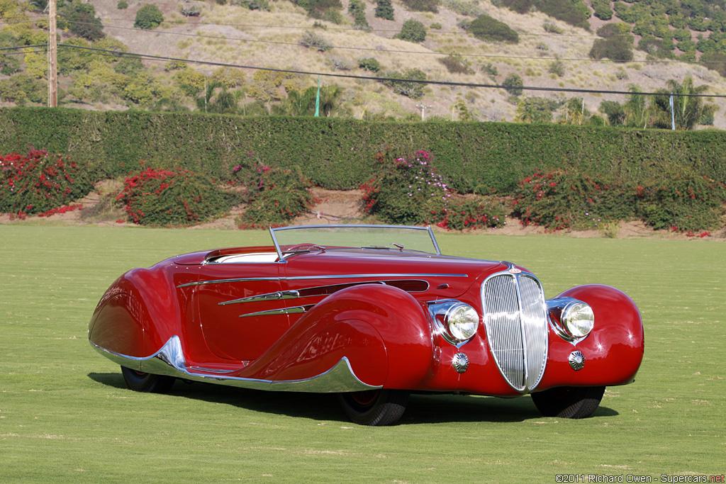 A Virgil Exner-tervezte, egyedi Chrysler 300C kupé, amit Pahlavi a második feleségének készíttetett