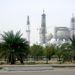 Bár a mekkai utáni legnagyobb mecset Abu Dabi mellett épül