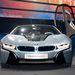 Az i8 formája nekem átkozottul bejön, van benne valami a régebbi BMW-k stílusából