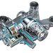 A Haldex-féle összkerékhajtást előszeretettel használják alapból elsőkerék-hajtású autóknál