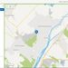 Doblo pihenőállásban, OpenStreetMapra vetítve.