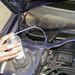 Óvatosan és semiképp sem használjunk habos szert ebben az esetben, könnyen kárt tehet az elektromos alkatrészekben