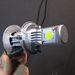 Így néz ki a H4 foglalatba illeszthető LED-es