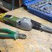 A festék eltávolítását, az anyagok felérdesítését és az eldolgozást mind meg lehet oldani egy jó csiszológéppel